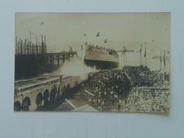 Trieste M105 Ship 1910 Foto Padovan - Trieste
