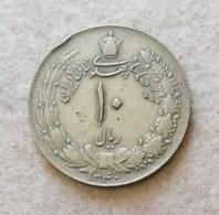 Iran 10 Rials 1944-47 - Irán