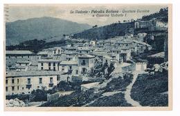 B3543 - Petralia Sottana, Quartiere Carmine E  Caserma Umberto I°, Viaggiata 1931 - Palermo