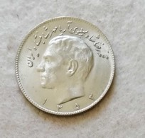 Iran 20 Rials 1976-77 - Irán