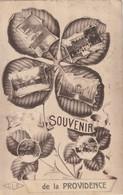 """""""La Providence"""" De BESANCON - Souvenir - (école Ménagère, 13 Rue Du Chapitre). Edition CLB. Circulée  En 1923. Bon état - Besancon"""