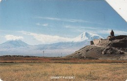 *ARMENIA* -  Scheda Usata - Arménie