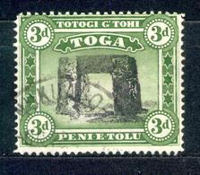 Toga - Tonga 1942 - Michel Nr. 77 O - Tonga (...-1970)