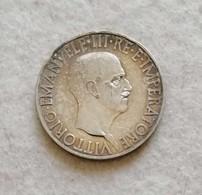 Vittorio Emanuele III L.10 Impero 1936 (Argento 835, Gr. 10) - 1861-1946 : Regno