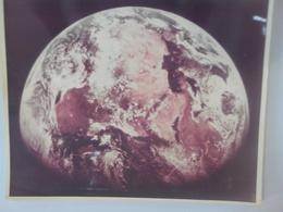 USA THE MOON VIEW OF EARTH FULL (NR68) - Otros