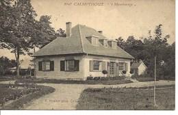 27 Calmpthout Kalmthout. 't Merelnestje Hoelen 8947 - Kalmthout