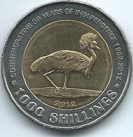 Uganda - 2012 - 1000 Shillings - KM278 - Oeganda