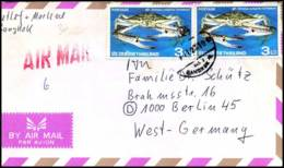 Cover From Thailand To Berlin, Germany - Thaïlande