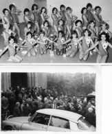 35 Photos Anciennes Secteur Leyr, Montenoy, Faulx, Malleloy, Custines - Autres