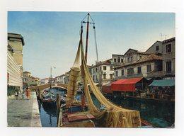 Chioggia (Venezia) - Canal Vena - Barche - Viaggiata Nel 1972 - (FDC21818) - Chioggia