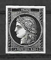France 2019 - Yv N° 5305a ** - Céres 170 Ans  (0.20 € - De La Feuille De 150) - France