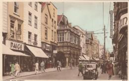England Postcard Devon High Street Exeter - Altri