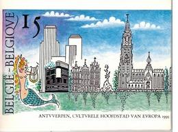 1993 - Année Complète 1993. - België