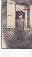 ( 59 ) - Arleux Kompagnieführer Photo Allemande 1° Guerre - France