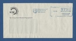 Privatpost - WPS Westdeutscher Post Service - DORTMUND, Finanzverwaltung NRW (4) - Private & Local Mails