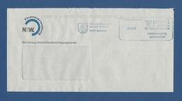 Privatpost - WPS Westdeutscher Post Service - DORTMUND, Finanzverwaltung NRW (5) - Private & Local Mails