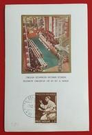 VATICANO VATIKAN VATICAN MAXIMUM-CARD VATICANUM SECUNDUM 1965 CLOSING POPE PAUL VI - Covers & Documents