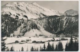 Laret Bei Davos Gegen Hörnli Und Seehorn - Gest. Laret - GR Grisons