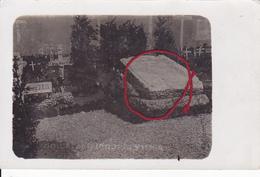 ( 59 ) - Fournes Friedhof Cimetière  Carte Photo Allemande 1° Guerre - France