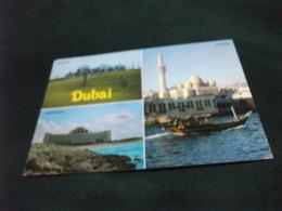 MOSCHEA LA MOSQUEE MOSQUE ARAB DHOW  HOTEL JEBEL DUBAI GOLF  DUBAI PIEGA ANG. - Dubai