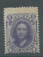 200035134  HAWAI  YVERT  Nº  22  */MH - Hawaii
