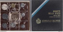 1973 SERIE DIVISIONALE - San Marino