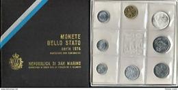 1974 SERIE DIVISIONALE - San Marino
