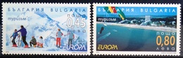 EUROPA        ANNEE 2004        BULGARIE         N° 4016/4017           NEUF** - 2004