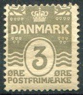 DANEMARK -  Y&T  N° 50 *...perf 12,5 - 1905-12 (Frederik VIII)
