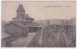 57 : SARREGUEMINES La Gare - Sarreguemines