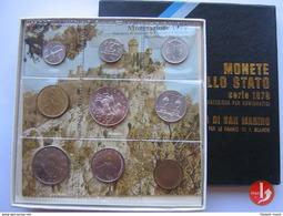 1979 SERIE DIVISIONALE - San Marino