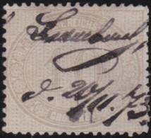 Deutsches Reich    .    Michel   .    12  (2 Scans)      .      O      .       Gebraucht  .   /   .  Cancelled - Allemagne
