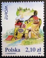 EUROPA        ANNEE 2004        POLOGNE         N° 3857           NEUF** - 2004