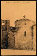 COMISO (RAGUSA) S. FRANCESCO - PRIMA DEI RESTAURI 1914 - Ragusa