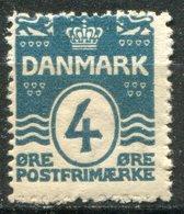 DANEMARK -  Y&T  N° 51 **...perf 12,5 - 1905-12 (Frederik VIII)