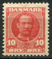 DANEMARK -  Y&T  N° 56 * - 1905-12 (Frederik VIII)