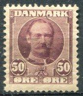 DANEMARK -  Y&T  N° 60 * - 1905-12 (Frederik VIII)