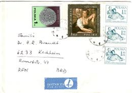 PL+ Polen 1977 1979 Mi 2498 2526 2624 Rubens, Münze, Sirene GH - Briefe U. Dokumente