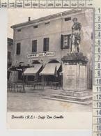 BRESCELLO REGGIO EMILIA  CAFFE' DON CAMILLO  VG  1957 - Reggio Nell'Emilia