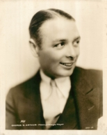 GRANDE PHOTO  GEORGE K. ARTHUR METRO GOLDWYN MAYER  FORMAT 25 X 20 CM - Foto