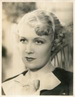 GRANDE  PHOTO   CINEMA  GERMAINE AUSSEY FORMAT 26 X 20 CM - Foto's