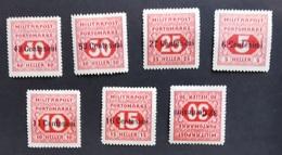 1918 ITALIA OCCUPAZIONE AUSTRIACA - Austrian Occupation