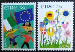EUROPA        ANNEE 2006        IRLANDE            N° 1705/1706          NEUF** - 2006