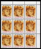 Yugoslavia 1991 / 100th Anniversary Of Birth Of Tin Ujevic / MNH / Mi 2488 - Unused Stamps