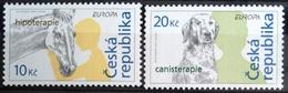 EUROPA        ANNEE 2006        REP.TCHEQUE            N° 433/434          NEUF** - 2006