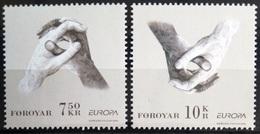 EUROPA        ANNEE 2006        FEROE            N° 568/569          NEUF** - 2006