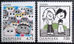 EUROPA        ANNEE 2006        DANEMARK            N° 1447/1448          NEUF** - 2006