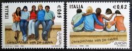EUROPA        ANNEE 2006        ITALIE            N° 2871/2872         NEUF** - 2006