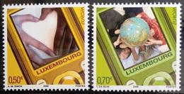 EUROPA        ANNEE 2006        LUXEMBOURG            N° 1659/1660         NEUF** - 2006