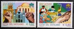 EUROPA        ANNEE 2006        VATICAN            N° 1396/1397         NEUF** - 2006
